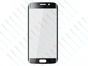 Glass Samsung Galaxy S6 Edge Plus G928 black