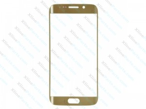 Glass Samsung Galaxy S6 Edge Plus G928 gold