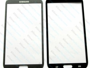 Glass Samsung Galaxy Note 2 N7100 grey
