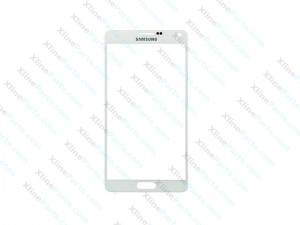 Glass Samsung Galaxy Note 4 N910 white