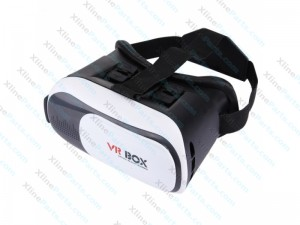 Glasses 3D Video VR Box 3.5 to 6 inch Smartphones