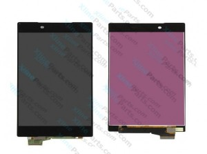 LCD with Touch Sony Xperia Z5 Premium E6883 black HQ