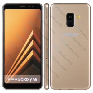 Dummy Mobile Phone Color Screen Samsung Galaxy A8 (2018) A530 gold