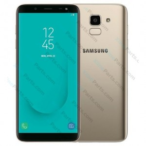 Mobile Phone Samsung Galaxy J6 (2018) J600F 32GB Dual gold