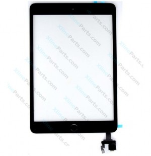 Touch Panel with IC Apple iPad Mini 3 Complete Black (Original)