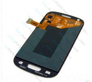 LCD with Touch Samsung Galaxy I8190 Blue AAA