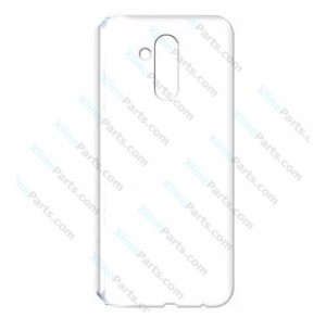 Silicone Case Huawei Mate 20 Lite clear
