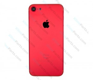 Back Battery Cover Apple iPhone 7 red