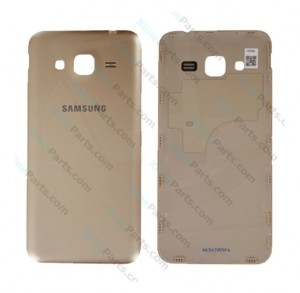 Back Battery Cover Samsung Galaxy J3 J320 (2016) gold