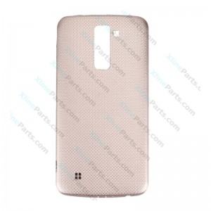 Back Cover LG K10 K420N gold