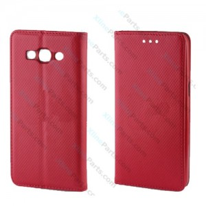 Flip Case Fancy Huawei P20 Lite red