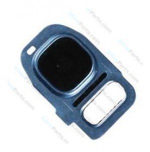 Camera Cover and Glass Lens Samsung Galaxy S7/S7 Edge blue