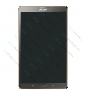 LCD with Touch Samsung Galaxy Tab S 8.4 T700 titanium bronze