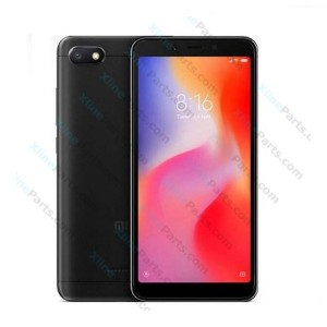 Mobile Phone Xiaomi Redmi 6A 16GB Dual black