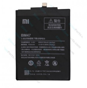 Battery Xiaomi Redmi 3X 4000mAh