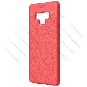 Silicone Case Auto Focus Samsung Galaxy Note 9 N960 red OEM