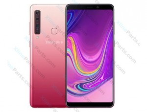 Mobile Phone Samsung Galaxy A9 (2018) A920F Dual 128GB pink