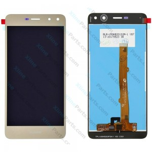 LCD with Touch Huawei Y6 (2017) gold OCG