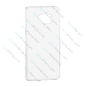 Silicone Case Electro Huawei Mate 10 Pro silver