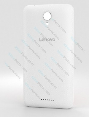 Back Battery and Middle Cover Lenovo A Plus white