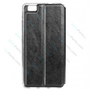 Flip Case Magnetic Huawei P10 Lite black