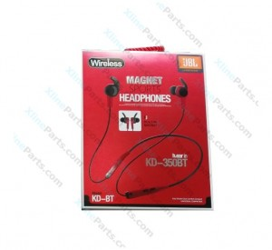 Bluetooth Headset KD-350 red