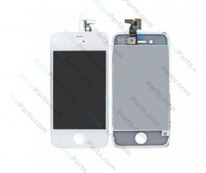 LCD with Touch Apple iPhone 4G white  AAA+++
