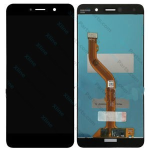LCD with Touch Honor 6X Huawei Mate 9 Lite (2017) black OCG