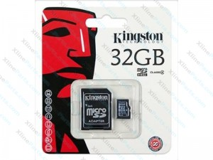 Kingston Micro SD Class 10 32GB (Original)