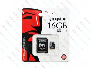 Kingston Micro SD Class 10 16GB (Original)