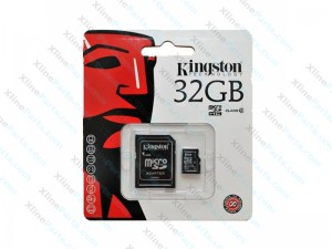 Kingston Micro SD Class 4 32GB (Original)