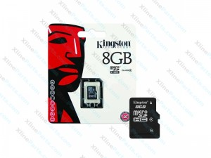 Kingston Micro SD Class 4 8GB (Original)