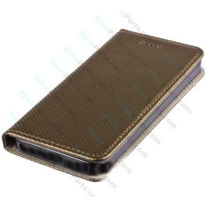 Flip case Magnetic LG G5 dark gold