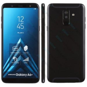 Dummy Mobile Phone Color Screen Samsung Galaxy A6 Plus (2018) black