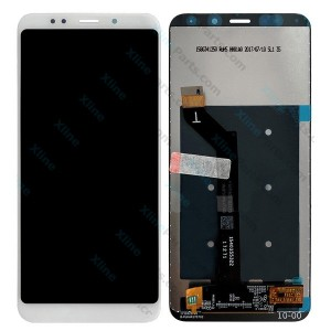 LCD with Touch Xiaomi Redmi 5 MDG1 white OCG