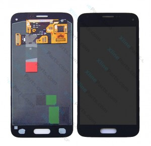 LCD with Touch Samsung Galaxy S5 Mini G800 black AAA