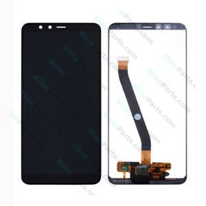 LCD with Touch Huawei Y6 (2018) black OCG