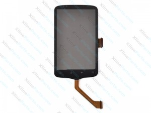 LCD with Touch big flex HTC Desire S