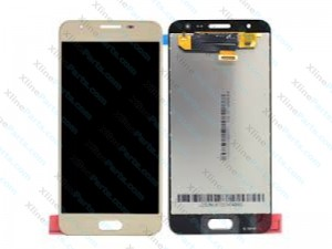 LCD with Touch Samsung Galaxy J5 Prime G570 gold OCG