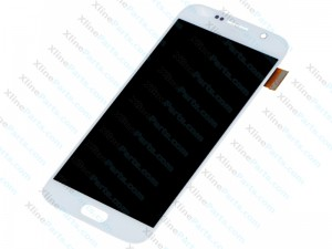 LCD with Touch Samsung Galaxy S6 G920 white (Original)