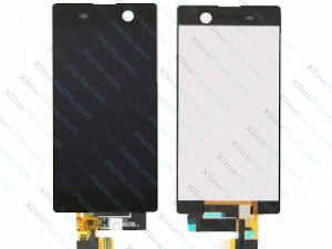 LCD with Touch Sony Xperia M5 black