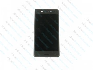 LCD with Touch Sony Xperia X F5121  black