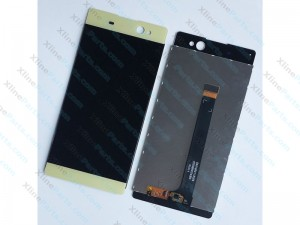 LCD with Touch Sony Xperia XA Ultra F3211 lime gold