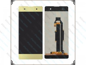 LCD with Touch Sony Xperia XA  F3111 gold