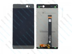 LCD with Touch Sony Xperia XA Ultra F3211 graphite black