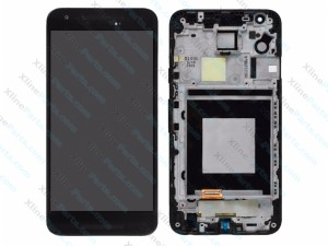 LCD with Touch and Frame LG Nexus 5X H791 black