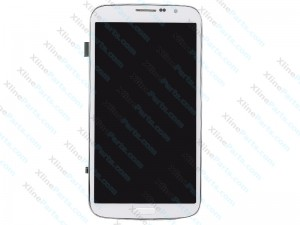 "LCD with Touch Samsung Galaxy Mega 6.3"" i9205 white"