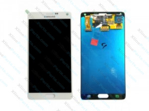LCD with Touch Samsung Galaxy Note 4 N910 white (Original)