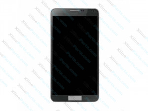LCD with Touch Samsung Galaxy Note 4 N910 black (Original)