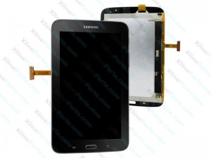 LCD with Touch and Frame Samsung Galaxy Note 8 Tab N5120 black